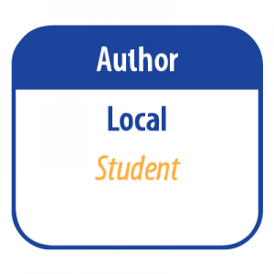 Author – Local (Student)