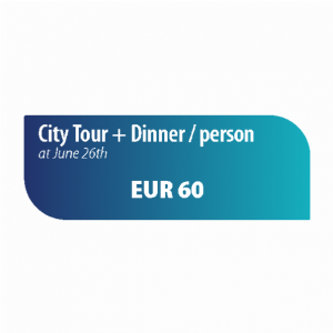 City Tour + Dinner/person
